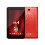 "Microlab Tablet MB4 6523, 7"", Quad Core 1.2 Ghz, 8GB, Red"